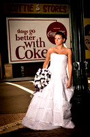 Coca-Cola Bridal Shoot
