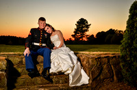The 2013 Operation Marry Me Military - Cabarrus -Wedding